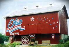 Ohio Bicentennial Barn- Miami County, Ohio Photo by, Snooks Pictures