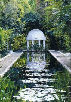 Dar Henson gardens, Hammamet, Tunisia