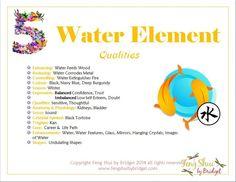 Feng Shui by Bridget's Water Element