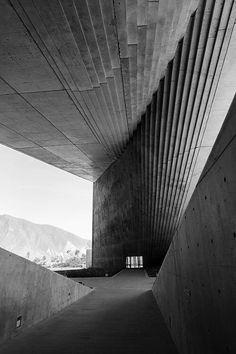 Centro Roberto Garza Sada at UDEM   Monterrey, Mexico   Tadao Ando   photo by divulgação