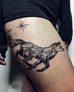 fox-tattoo_-5.jpg (1080×1349)