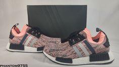 Chaussure adidas NMD R1 claro Onix / Onix / vapor Pink by3058