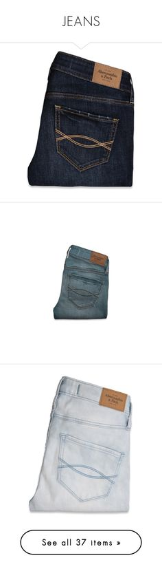 """""""JEANS"""" by kayy-mami ❤ liked on Polyvore featuring jeans, pants, bottoms, abercrombie jeans, pantalones, stitch's jeans, destruction jeans, dark distressed jeans, dark wash distressed jeans and destroyed bootcut jeans"""