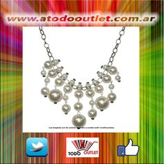 collar mujer bijou joyeria importado