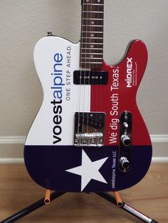 Promotional Guitars by Brand O' Guitar Company