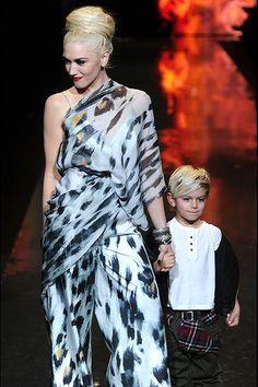 Kingston James McGregor Rossdale    Parents: Gavin Rossdale and Gwen Stefani