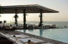 Fasano Hotel - Rio de Janeiro  all celebs stay here at Copacabana