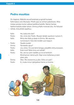 Näytesivu 3 Learn Finnish, Finnish Language, Languages, Finland, Worksheets, Comics, Learning, Idioms, Studying