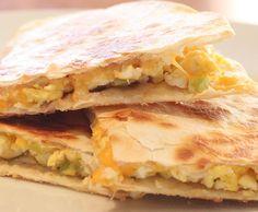 Breakfast Quesadillas #recipe