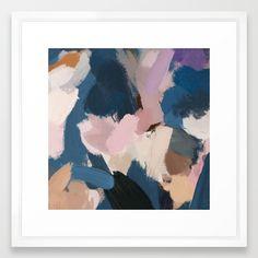 """Eve"" Abstract Artwork by Clara Art Studio."