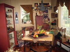 Fine period reproduction & antique furniture, primitive furniture, reproduction cupboards, antique wooden furnishings, The Gingham Goose, Rochester, MA
