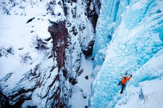 ice climbing | Tumblr
