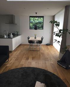 Kitchen Dining, Dining Room, Scandinavian Design, Interior Architecture, House Design, Modern, Fashion Design, Instagram, Home