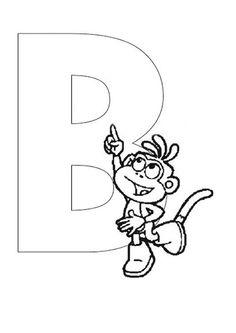 Lernübungen für kinder zu drucken. Infant Alphabete 233