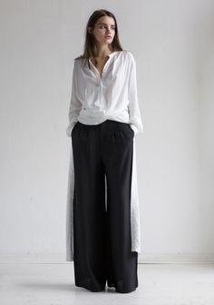 SHIRT-DRESS ART WHITE