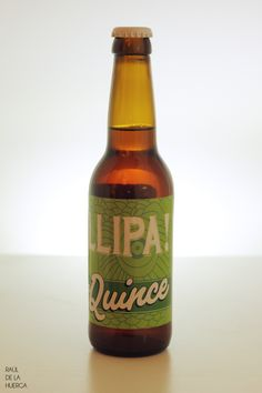 llipa la quince by cervelicious Brewery, Beer Bottle, Ipa, Drinks, Ale, Art, Pictures