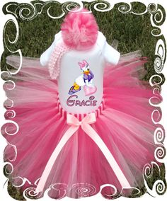 daisy duck tutu costume - Google Search