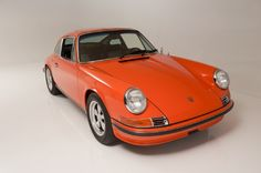 1972 Porsche 911S  - Exotic and Classic Car Dealership specializing in Ferrari, Porsche, Chevrolet and collector cars.