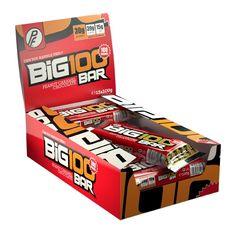 Big 100 Bar Peanøtt Sjokolade 1 x 15 stk fra Proteinfabrikken. Om denne nettbutikken: http://nettbutikknytt.no/proteinfabrikken-no/