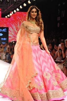 Anushree Reddy Lehenga Choli
