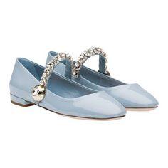 MIU MIU Ballerina. #miumiu #shoes #ballerina