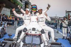 WEC 2016 : Porsche rafle la victoire et le championnat aux 6H de Shanghai !