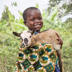 Give a Goat | World Vision