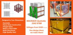 For free quote and design call Macrack on 07 3343 9788 or visit http://www.macrack.com.au