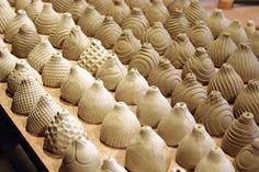 Barb Dunshee: Ceramic bell handbuilding. She has many blog posts throughout September to November. Super great tutorial on ceramic bell making!