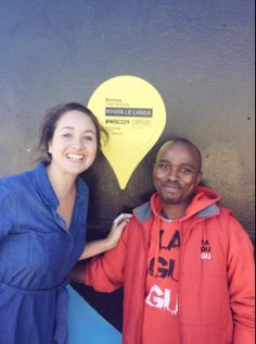 Traveller Louzel Lombard hopped on our LaGuGu Township Tour on the 27th of April 2015.