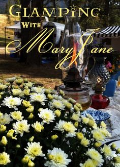Ranch Farmgirl >> Glamping WITH MaryJane      Hey Holly I think this her latest book....