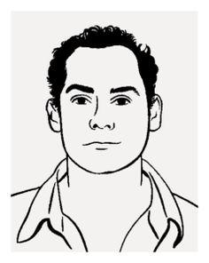 Passport Drawings – Persephone Coelho