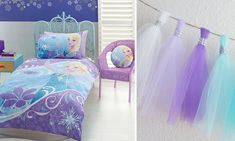 Decofilia Blog   Decoración Frozen para habitaciones infantiles - Decofilia
