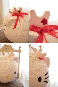 hello kitty princess piñata by Pinatafun