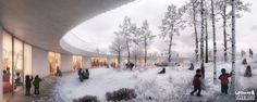 CGarchitect - Professional 3D Architectural Visualization User Community | Inspiration - Snow Vol. 4