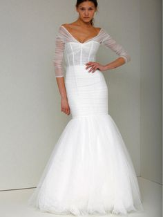 lace overlay wedding gown | Adding Tulle for Wedding Dress Skirt to Make an Overlay: Ivory Lace V ...