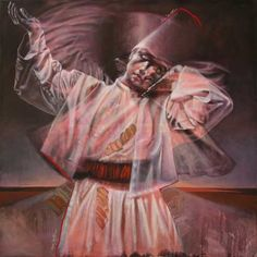 Syria Art - Sara Shamma Whirling Dervish, Arabic Art, Painting For Kids, African Art, Art Pictures, Old Things, Fine Art, Artist, Damascus