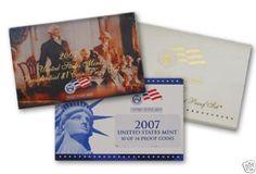 2007-United-States-Mint-Proof-Set-14-Coins-COA-OGP