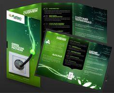 Brochures on pinterest brochures brochure template and for Amazing brochure designs