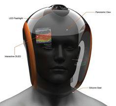 Future Transportation - Immersed Senses Lets Scuba Diver Breathe And ...