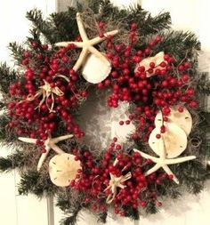 Coupled with sea shells it makes an amazing wreath. Description from fleachic.blogspot.com. I searched for this on bing.com/images