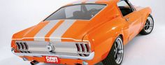 Mustang fastback 67′ love this car