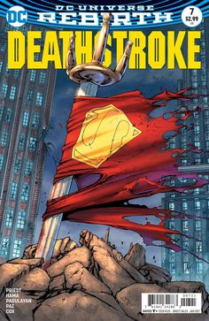 Deathstroke #7 - The Professional Conclusion - Part 1 (Issue)
