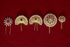 Traditional Maharashtrian Jewelry- pearl Veni