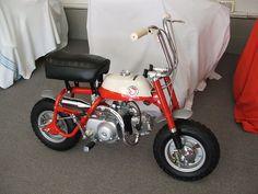 "My Bikes - 1968 Honda Z50 KO ""Slant Guard"" - razzomoto.com"