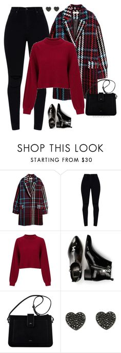 """""""Winter Fashion"""" by stylebyshannonk ❤ liked on Polyvore featuring Miss Selfridge and Dolce Vita"""