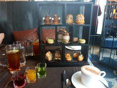 Regal Hotels International - Breakfast Macau, Bar Cart, Supreme, Hotels, Breakfast, Furniture, Home Decor, Homemade Home Decor, Bar Carts