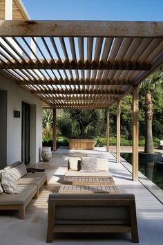 STYLISH PERGOLA IDEAS FOR SUMMER