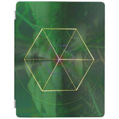 Sacred geometric platonic cube