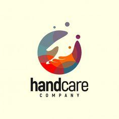 Handcare logo colorful Premium Vector Handcare logo colorful Premium Vector logo Handcare logo colorful Premium Vector - New Ideas Logo Branding, Branding Design, Logo Professionnel, Campaign Logo, Hand Logo, Abstract Logo, Health Logo, Logo Concept, Logo Color